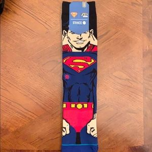 New Stance Superman sock.
